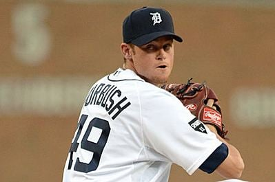 Charlie Furbush IN THE MEDIA Detroit Tigers Pitcher Charlie Furbush