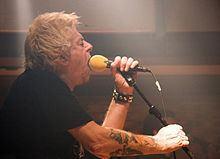 Charlie Harper (singer) Charlie Harper singer Wikipedia the free encyclopedia