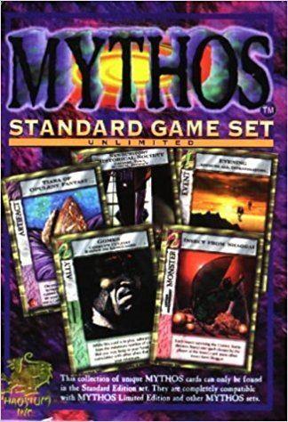 Charlie Krank Mythos Standard Game Set Charlie Krank 9781568820736 Amazoncom