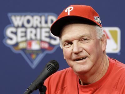 Charlie Manuel Phillies to Induct Charlie Manuel to Wall of Fame Philly