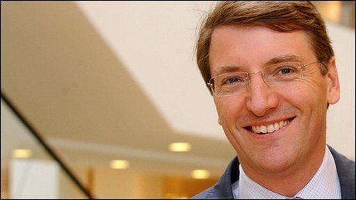 Charlie Mayfield BBC NEWS Programmes Newsnight John Lewis chairman on