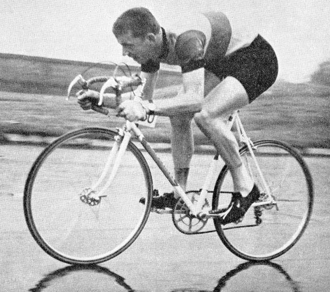 Charlie McCoy (cyclist) MERSEYSIDE BICYCLES Charlie McCoys Record Ride