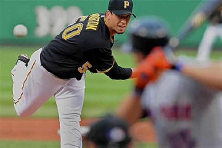 Charlie Morton (pitcher) Pirates agree to extension with pitcher Charlie Morton