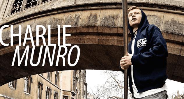 Charlie Munro Charlie Munro HAUNTS interview from Side