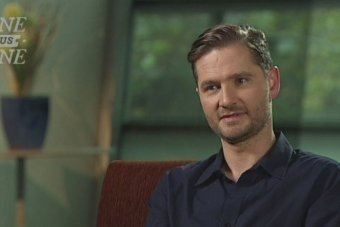 Charlie Pickering Australian TV presenter Charlie Pickering returns to comedic roots