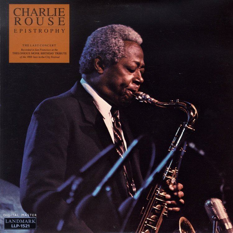 Charlie Rouse Charlie Rouse Epistrophy Amazoncom Music