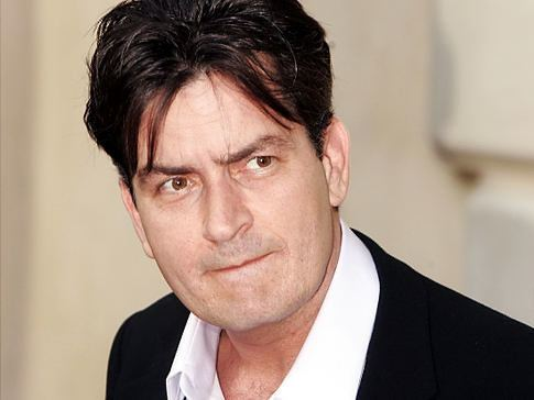 Charlie Sheen Troubled Actor Charlie Sheen to Play Social Worker with Anger Issues