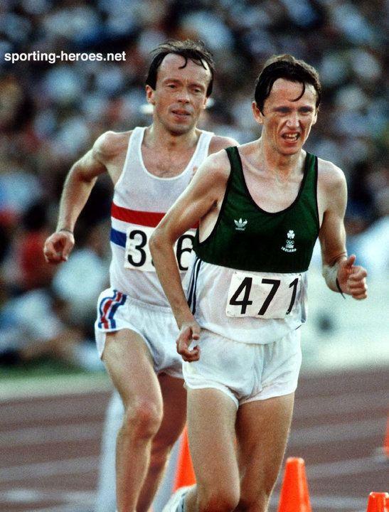 Charlie Spedding Charlie SPEDDING 1984 Olympic Games Marathon bronze