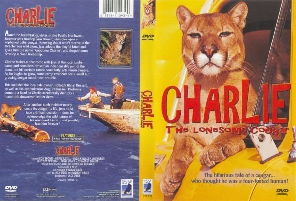 Charlie, the Lonesome Cougar Charlie The Lonesome Cougar 013131109399 Disney DVD Database