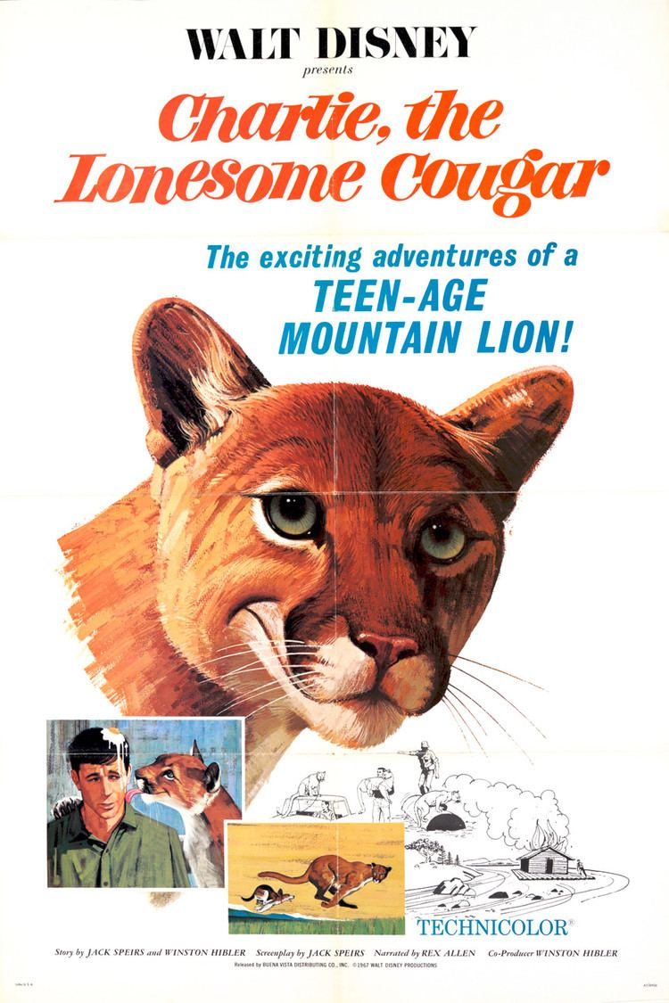 Charlie, the Lonesome Cougar wwwgstaticcomtvthumbmovieposters573p573pv