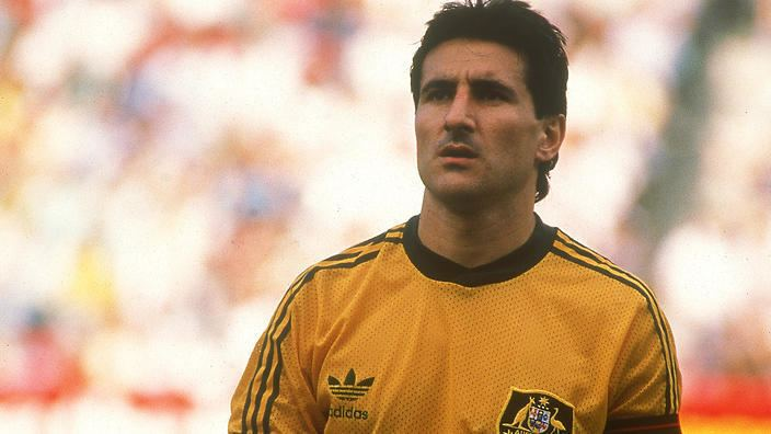 Charlie Yankos Socceroos Greats Where are they now Charlie Yankos The World Game
