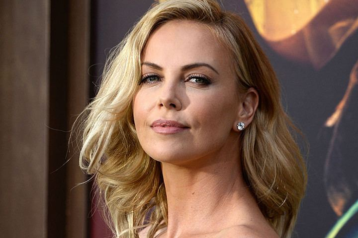 Charlize Theron Charlize Theron Jason Reitman Diablo Cody ReTeam On Motherhood