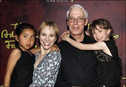 Charlotte d'Amboise How Terrence Mann and Charlotte d39Amboise39s Love Began With Kisses
