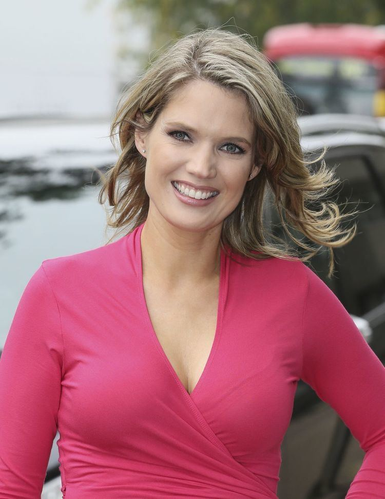 Charlotte Hawkins CHARLOTTE HAWKINS Leaves a Studio in London HawtCelebs