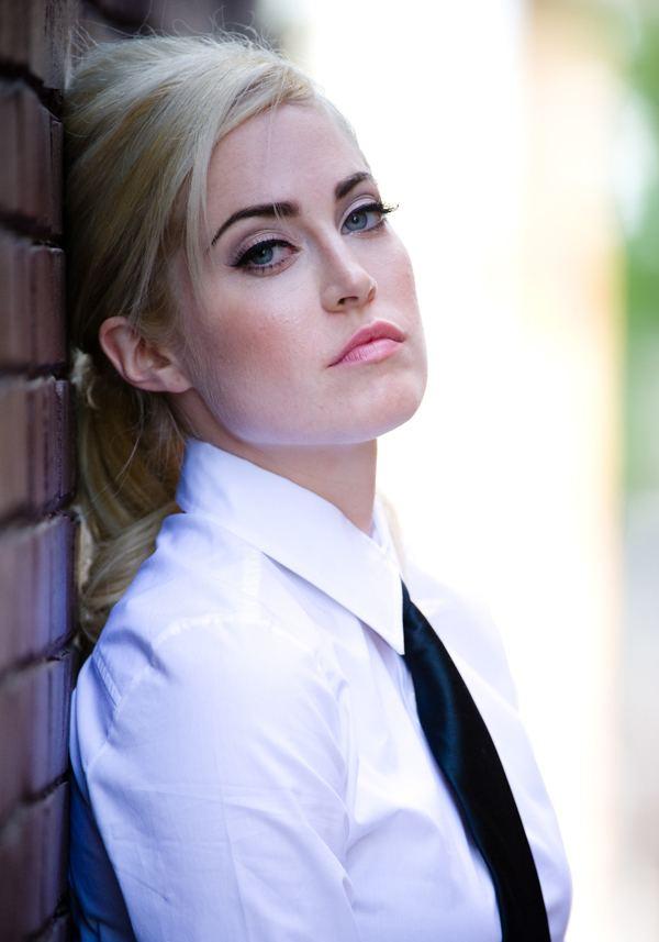 Charlotte Sullivan TIFF Rising Star Charlotte Sullivan FAJO Magazine