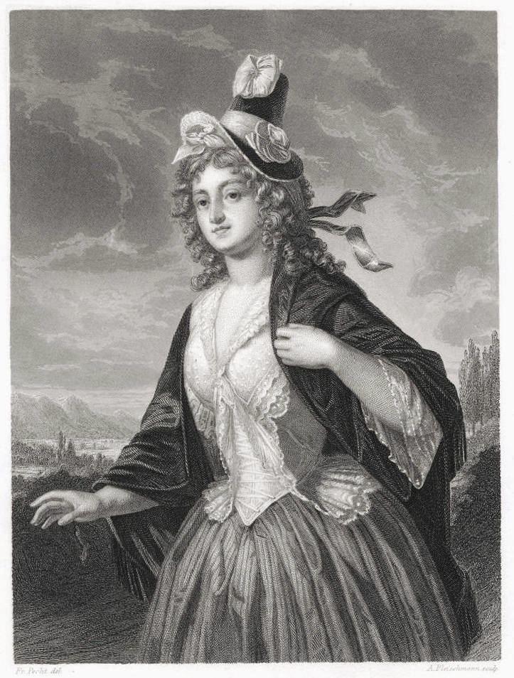 Charlotte von Lengefeld Charlotte von Lengefeld Wikipedia the free encyclopedia