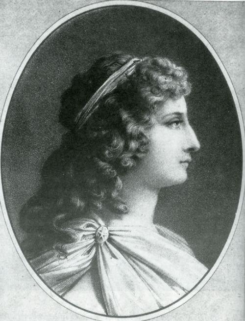 Charlotte von Lengefeld charlottelengefeldstein500x654jpg