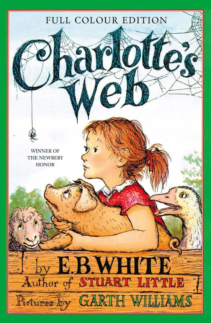 Charlotte's Web t3gstaticcomimagesqtbnANd9GcRT0yKu0y4dvwETMD