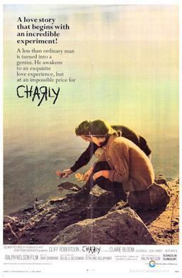 Charly movie poster