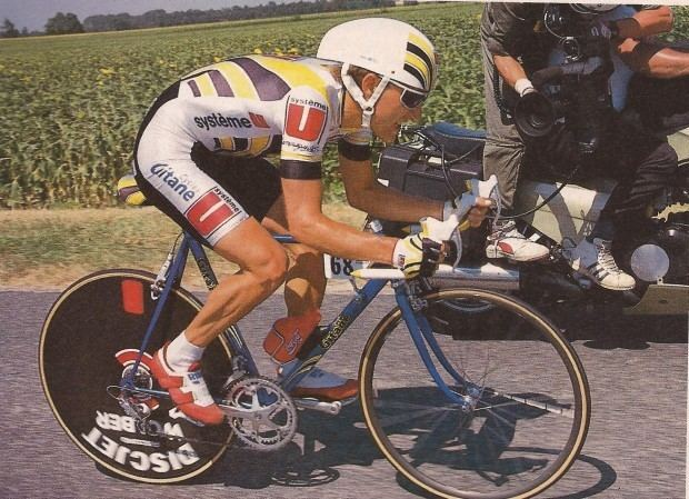Charly Mottet Velominati Guest Article Putting the V in Rivat