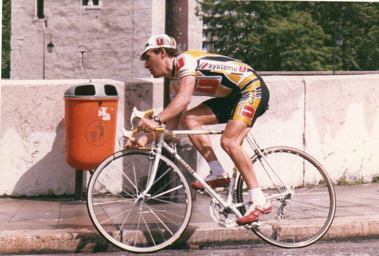 Charly Mottet FileCharly Mottet Dauphin 1988jpg Wikimedia Commons