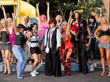 Charm School (TV series) Rock of Love Charm School With Sharon Osbourne TV Show News Videos
