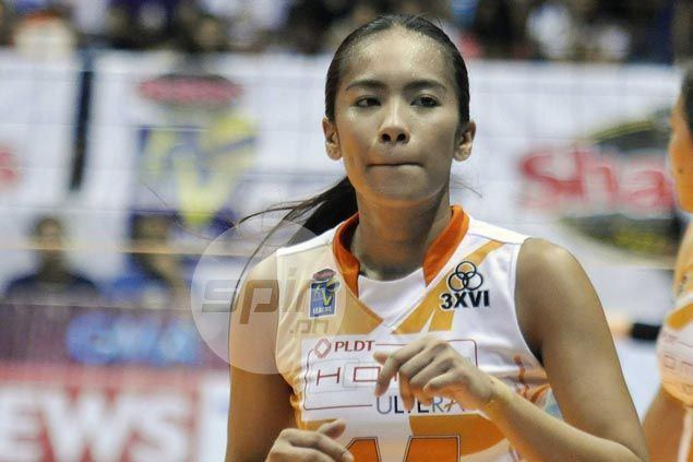 Charo Soriano Charo Soriano knows the risk of playing injured but feels