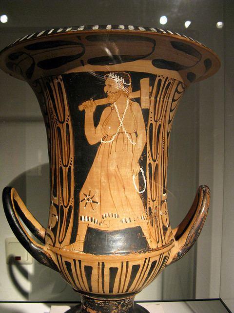 Charun Etruscan Charun Connection to Greek Satyr delphiniasalamin