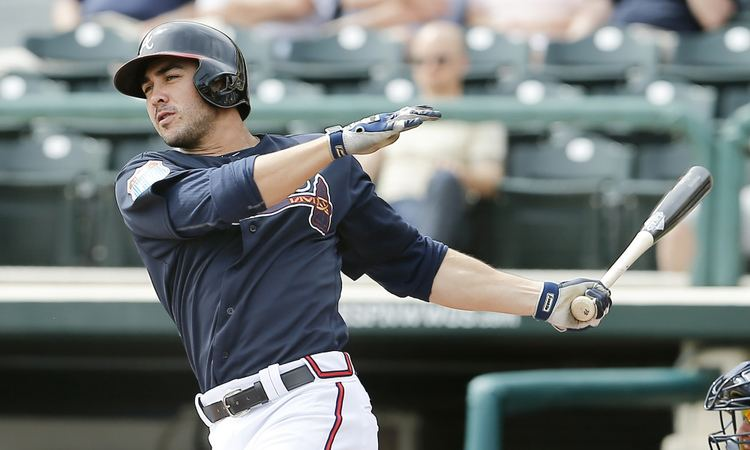 Chase d'Arnaud Braves infielder Chase d39Arnaud is also an aspiring rock star For