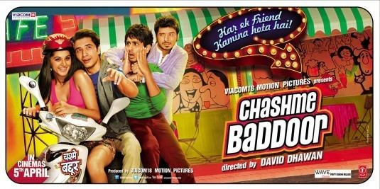 Chashme Baddoor Movie Poster 3 of 7 IMP Awards