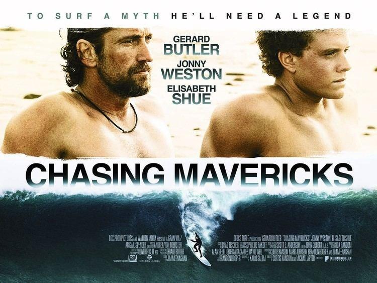 Chasing Mavericks Chasing Mavericks Movie Poster 7 of 7 IMP Awards