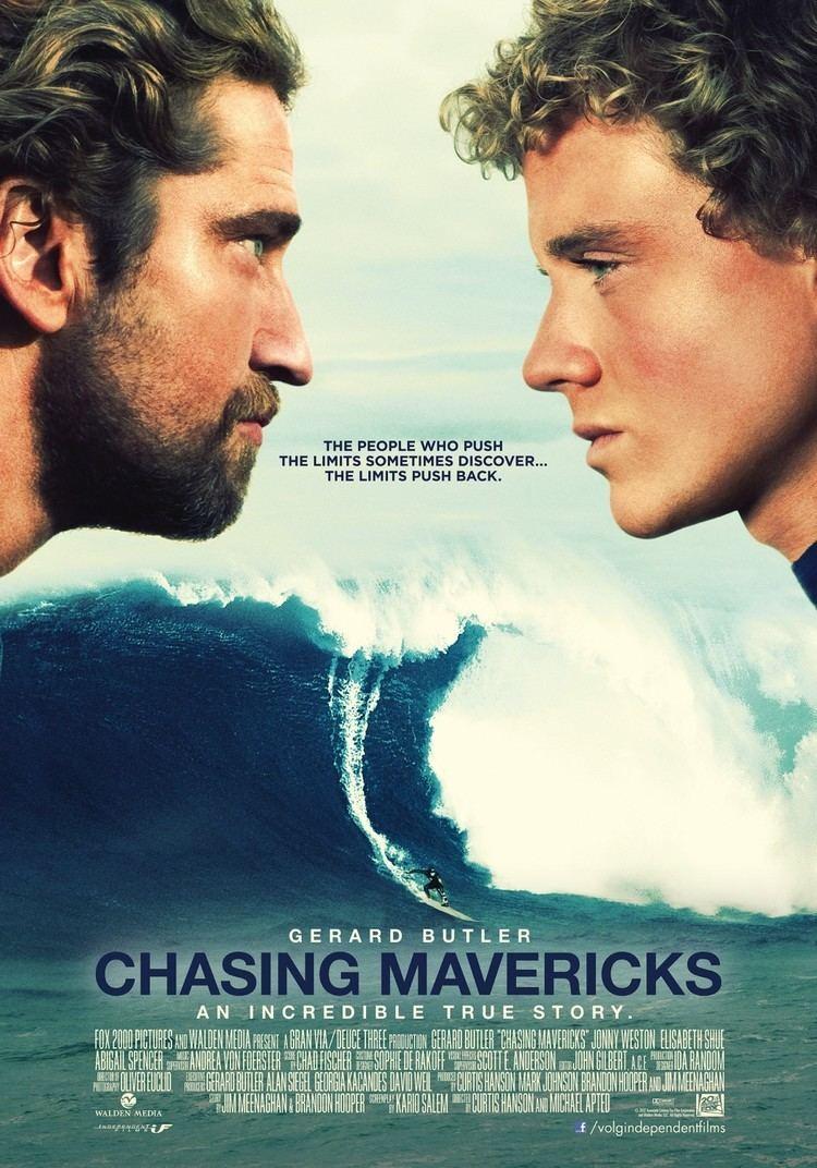 Chasing Mavericks Chasing Mavericks 2 of 7 Extra Large Movie Poster Image IMP Awards