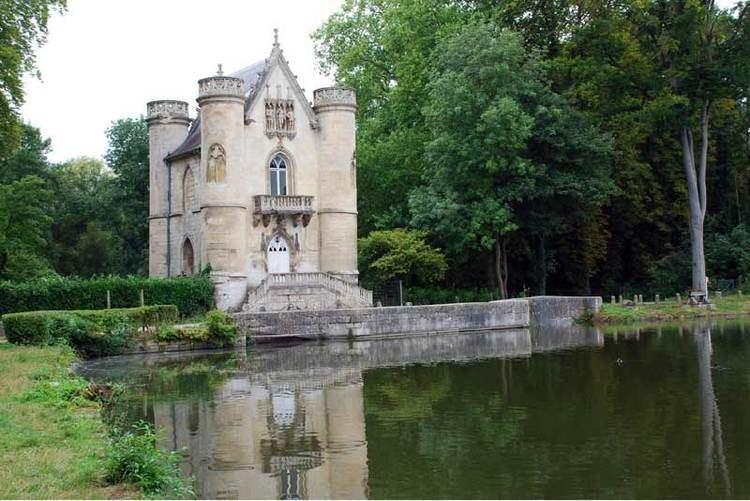 Château de la Reine Chteau de la Reine Blanche COYELAFORET 60580 Location de