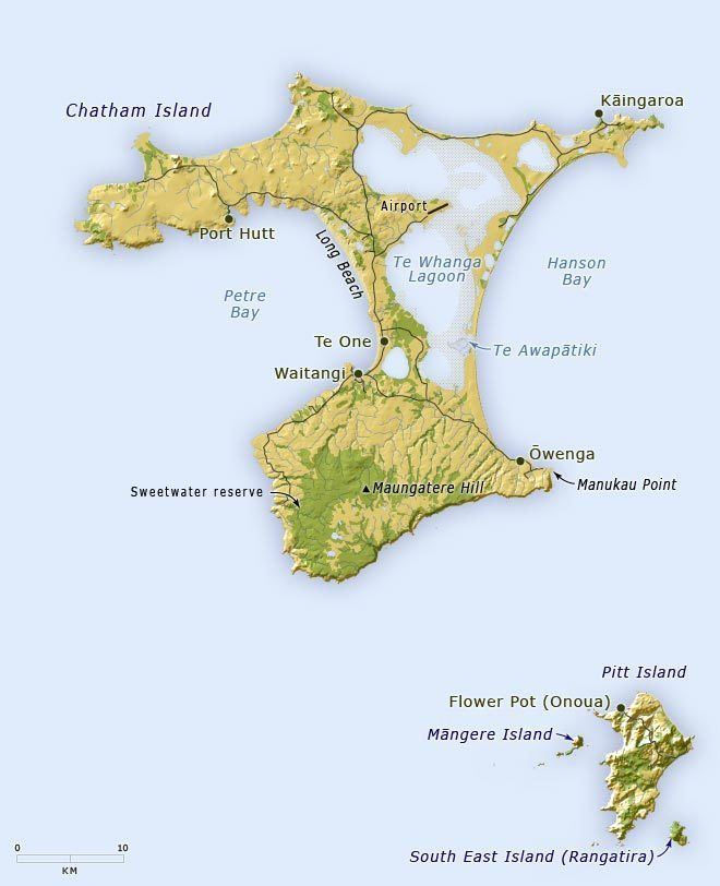 Chatham Islands Culture of Chatham Islands
