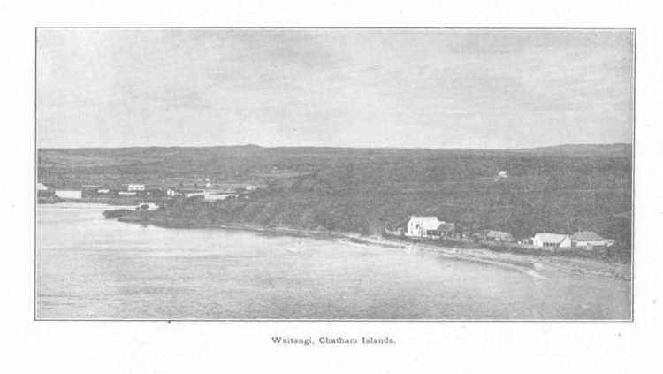 Chatham Islands in the past, History of Chatham Islands