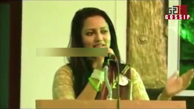 Chathura Senarathne Chathura Senarathne wife talk about SAITM YouTube