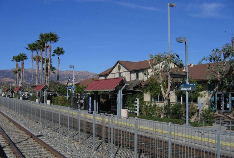 Chatsworth station