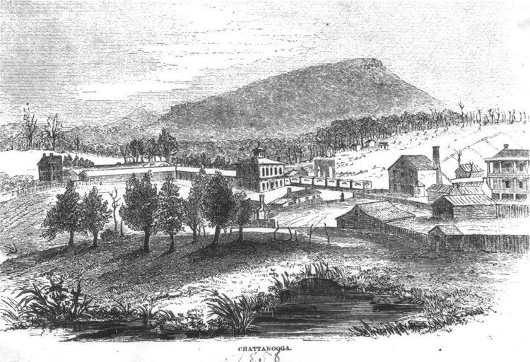 Chattanooga, Tennessee in the past, History of Chattanooga, Tennessee