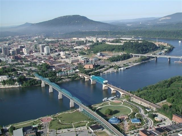Chattanooga, Tennessee Beautiful Landscapes of Chattanooga, Tennessee