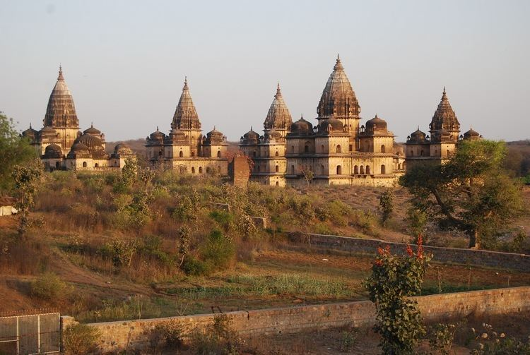 Chaturbhuj Temple (Orchha) Chaturbhuj Temple in Orchha orchha