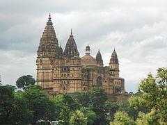 Chaturbhuj Temple (Orchha) Chaturbhuj Temple Orchha Wikipedia