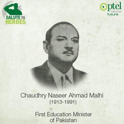Chaudhry Naseer Ahmad Malhi Chaudhry Naseer Ahmad Malhi was a prominent figure in South Asian