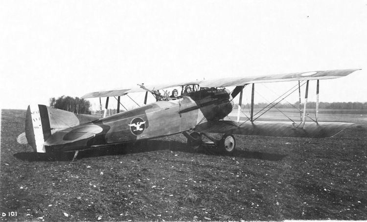 Chaumont-sur-Aire Airdrome