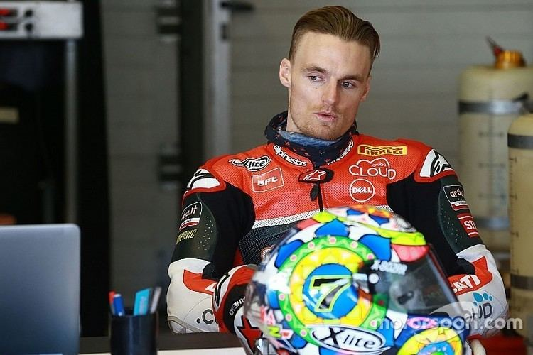 Chaz Davies Chaz Davies says 2018 perfect time for MotoGP switch