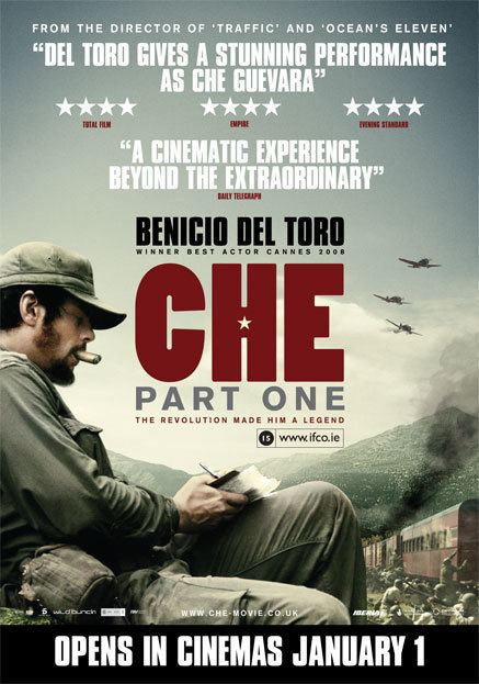 Che (2008 film) Dialogic Cinephilia Che Part 1 and 2 FranceSpainUSA Steven