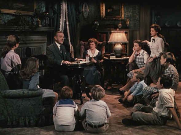 Cheaper by the Dozen (1950 film) The House from the Classic Movie Cheaper by the Dozen
