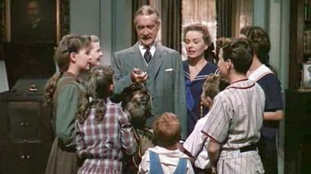 Cheaper by the Dozen (1950 film) Cheaper by the Dozen 1950 MUBI