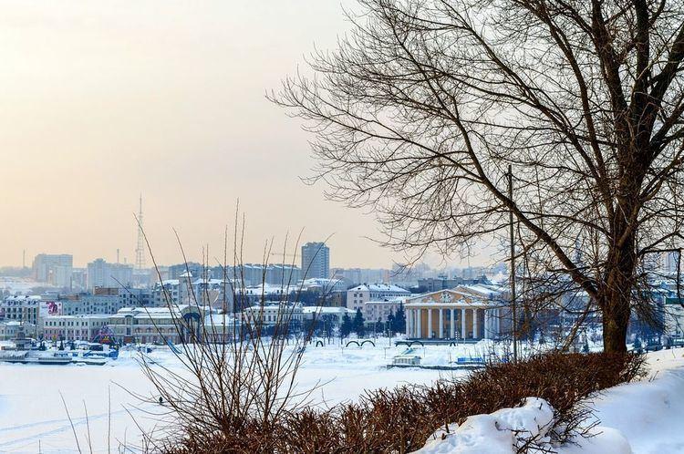 Cheboksary Beautiful Landscapes of Cheboksary