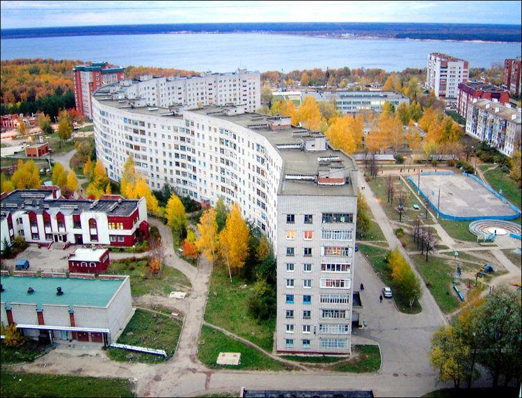 Cheboksary in the past, History of Cheboksary