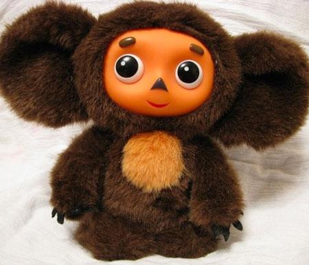Cheburashka WHO OR WHAT IS RUSSIAN CHEBURASHKA